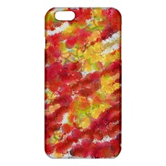 Colorful Splatters                                      			iphone 6 Plus/6s Plus Tpu Case by LalyLauraFLM