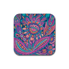 Tribal6 Drink Coaster (square) by walala