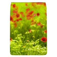Poppy I Flap Covers (s)  by colorfulartwork