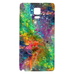 Reality Is Melting Galaxy Note 4 Back Case by KirstenStar