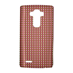 Mod Pink Green Pattern Lg G4 Hardshell Case by BrightVibesDesign