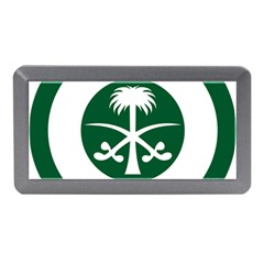 Roundel Of The Royal Saudi Air Force Memory Card Reader (mini) by abbeyz71