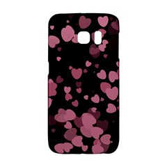 Pink Love Galaxy S6 Edge by TRENDYcouture