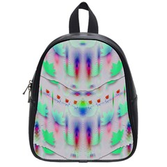 Rainbows In The Moonshine School Bags (small)  by pepitasart