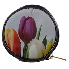Tulips Mini Makeup Bags by picsaspassion