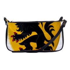 Flanders Coat Of Arms  Shoulder Clutch Bags by abbeyz71