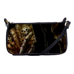 Cart A Shoulder Clutch Bags by AnjaniArt