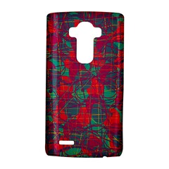 Decorative Abstract Art Lg G4 Hardshell Case by Valentinaart