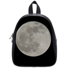 Close To The Full Moon School Bags (small)  by picsaspassion