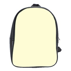 Yellow Color Design School Bags (xl)  by picsaspassion