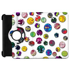 Play With Me Kindle Fire Hd Flip 360 Case by Valentinaart