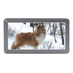 Shetland Sheepdog Full Memory Card Reader (mini) by TailWags