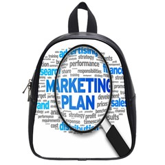 Article Market Plan School Bags (small)  by AnjaniArt