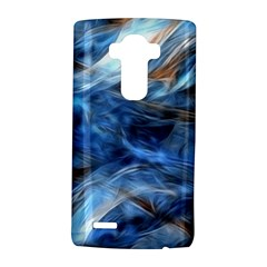 Blue Colorful Abstract Design  Lg G4 Hardshell Case by designworld65