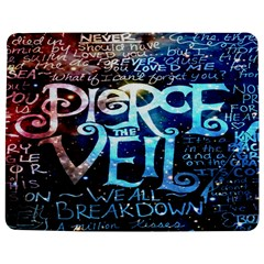 Pierce The Veil Quote Galaxy Nebula Jigsaw Puzzle Photo Stand (rectangular) by Onesevenart