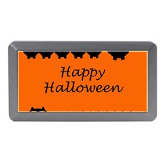 Happy Halloween   Owls Memory Card Reader (mini) by Valentinaart