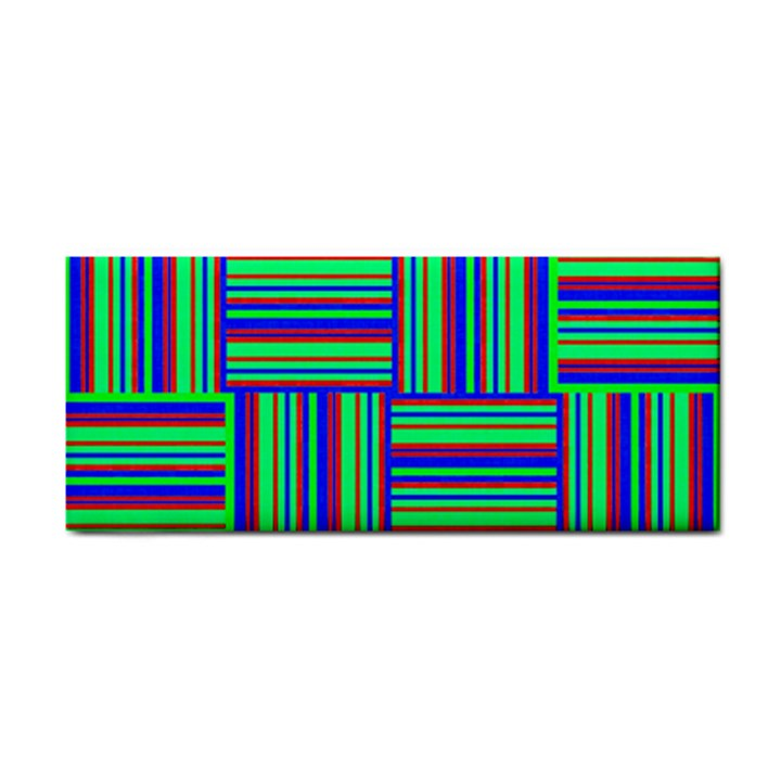 Fabric Pattern Design Cloth Stripe Hand Towel