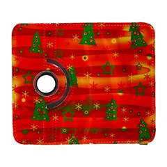Christmas Magic Samsung Galaxy S  Iii Flip 360 Case by Valentinaart