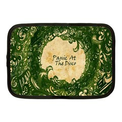 Panic At The Disco Netbook Case (medium)  by Onesevenart