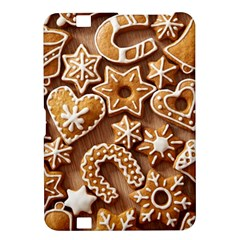 Christmas Cookies Bread Kindle Fire Hd 8 9  by AnjaniArt