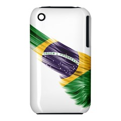 Flag Of Brazil iPhone 3S/3GS by Onesevenart