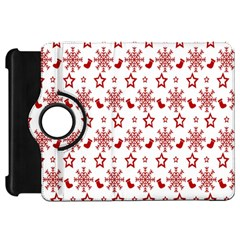 Christmas Pattern  Kindle Fire Hd 7  by Onesevenart