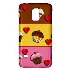 Love Cupcakes Galaxy S5 Mini by Valentinaart