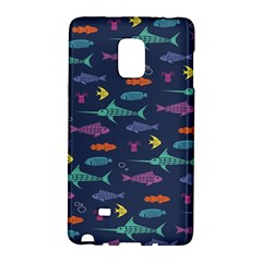 Twiddy Tropical Fish Pattern Galaxy Note Edge by AnjaniArt