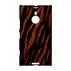 Skin3 Black Marble & Brown Marble Nokia Lumia 1520 Hardshell Case by trendistuff