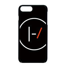 Twenty One Pilots Band Logo Apple Iphone 7 Plus Seamless Case (black) by Onesevenart