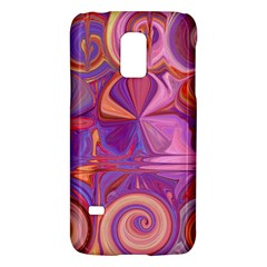 Candy Abstract Pink, Purple, Orange Galaxy S5 Mini by theunrulyartist