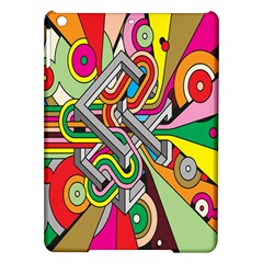 Code Ipad Air Hardshell Cases by AnjaniArt