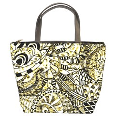 Zentangle Mix 1216a Bucket Bags by MoreColorsinLife