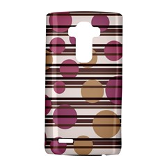 Simple Decorative Pattern Lg G4 Hardshell Case by Valentinaart