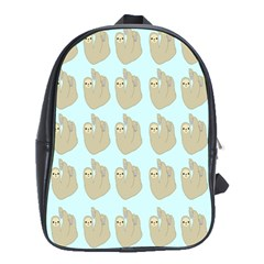 Kukang Animals School Bags (xl)  by AnjaniArt
