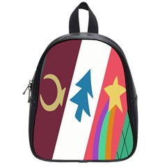 Star Color School Bags (small)  by AnjaniArt