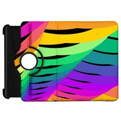 Rainbow Kindle Fire Hd 7  by AnjaniArt