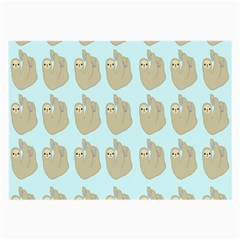 Kukang Animals Large Glasses Cloth (2 Side) by Jojostore