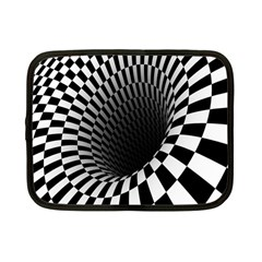 Optical Illusions Netbook Case (small)  by Jojostore