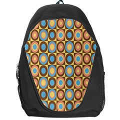 Round Color Backpack Bag by Jojostore