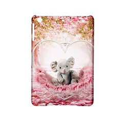Elephant Heart Plush Vertical Toy Ipad Mini 2 Hardshell Cases by Amaryn4rt