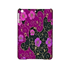 Floral Pattern Background Ipad Mini 2 Hardshell Cases by Amaryn4rt