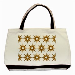 Seamless Repeating Tiling Tileable Basic Tote Bag