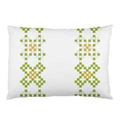 Vintage Pattern Background  Vector Seamless Pillow Case (two Sides)