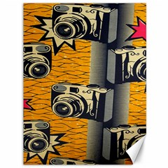 Photo Camera Canvas 36  X 48   by Jojostore
