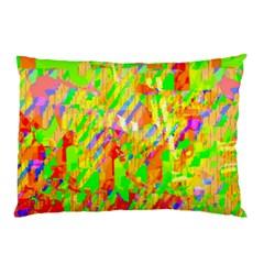 Cheerful Phantasmagoric Pattern Pillow Case (two Sides)