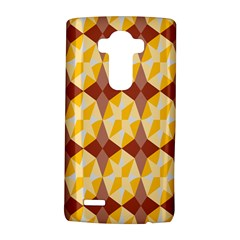 Star Brown Yellow Light Lg G4 Hardshell Case by AnjaniArt