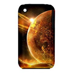 Sci Fi Planet iPhone 3S/3GS by Onesevenart