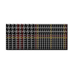 Glen Woven Fabric Cosmetic Storage Cases by AnjaniArt
