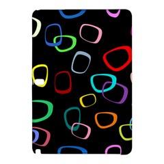 Retro Black Samsung Galaxy Tab Pro 10 1 Hardshell Case
